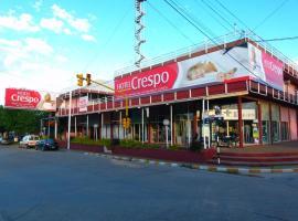 Hotel Crespo, Crespo