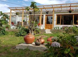 Suesca y Cucunuba Casa Campestre La Gabriela