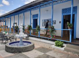Casa Hotel El Compadre