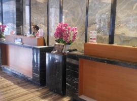 白银帕格森蒂铂景酒店(原京泓嘉华酒店)