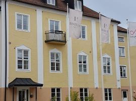 斯德哥尔摩布罗姆马公寓式酒店