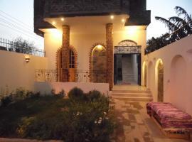 Nour House, 卢克索 (Qena附近)