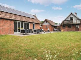 Four-Bedroom Holiday Home in Faaborg