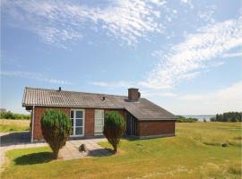 Three-Bedroom Holiday Home in Snedsted