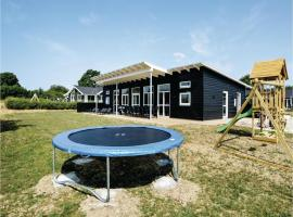 Four-Bedroom Holiday Home in Haderslev