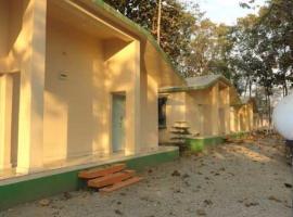 1 BR Cottage in Jaldapara, Jalpaiguri (014F), by GuestHouser