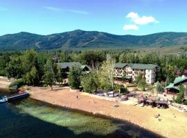 Sunrise Resort, Zelenaya Polyana