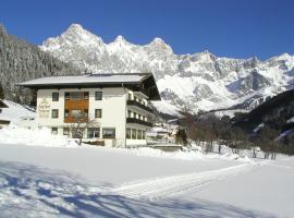 Hotel Bergglück, 费尔兹姆斯