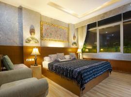 Apartemen Senayan