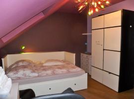 Appartement-privé kamer