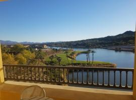 Beautiful 2 bedroom Penthouse with 2 balcony at Lake Las Vegas