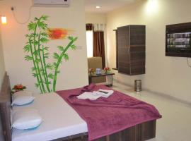 1 BR Boutique stay in Patel road, Pachmarhi (1AF2), by GuestHouser, Pachmarhī