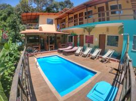 Farofa Loca Boutique Hostel