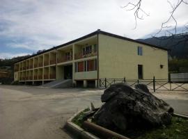 HOTEL OLIMPI-RACHA, Ambrolauri
