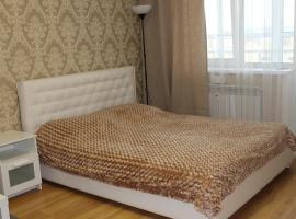 1-Bedroom apartment on Olimpiyskaya 4