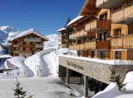 库苔阿尔卑斯旅馆