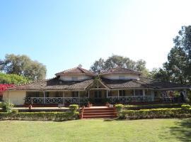Satpura Retreat Heritage Hotel, Pachmarhī