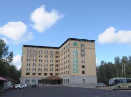 观景温泉酒店