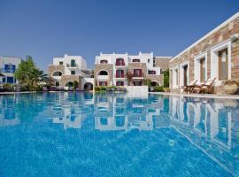 纳克索斯岛海滩度假酒店