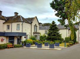 邓弗姆林克罗斯福德吉维尔贝斯特韦斯特优质酒店,位于邓弗姆林的酒店