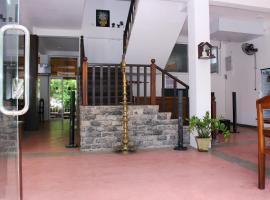 wood palace mirissa