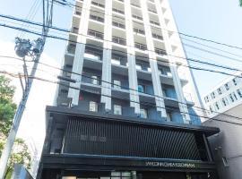 大阪淀屋桥索三科酒店