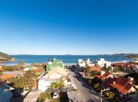 Linda Cobertura Praia de 4 Ilhas Bombinhas - 302
