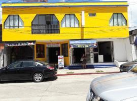 Hotel Naj Kin,位于帕伦克的酒店
