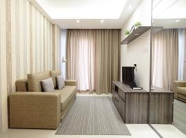 Modern and Elegant 2BR Apartment at Signature Park Grande By Travelio