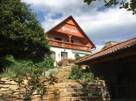 Penzion Na Hradčanech