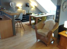 Exclusive 1 bed roof apartment TLA / TDY 5 min from Ramstein US Air Base