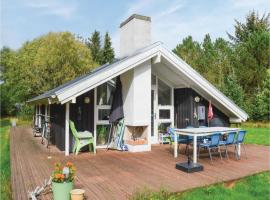 Two-Bedroom Holiday Home in Jerup