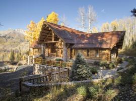 Benchmark Drive Ski Cabin