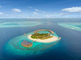 Kudadoo Maldives Private Island – Luxury All inclusive, 拉薇亚妮环礁