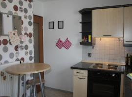 Möblierte Wohnung mit Dachloggia nahe an Erlangen und Forchheim