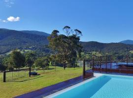 Ainsworth House In The Yarra Valley