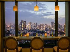 曼谷中庭安凡尼酒店