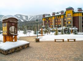 凡塔格酒店, 冬季公园