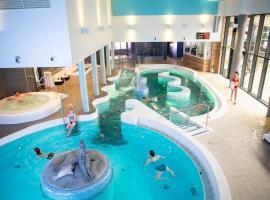 依玛卡布拉芬兰地亚水疗酒店, 伊马特拉