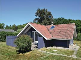 Two-Bedroom Holiday Home in Svendborg