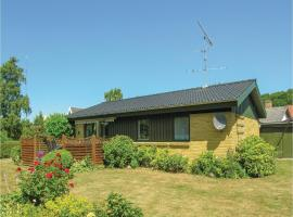 Two-Bedroom Holiday Home in Tranekar