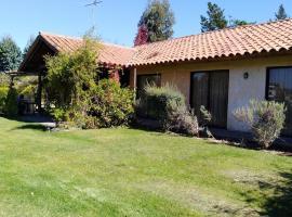 Casa 5 condominio Los Aromos, en Lago Rapel