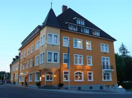 祖姆格尔登欧森林酒店