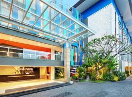 巴厘岛塞米亚克宜必思经济型酒店