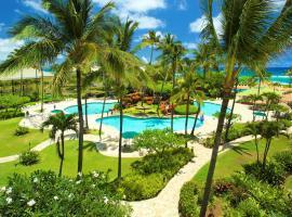 考艾岛海滩度假酒店
