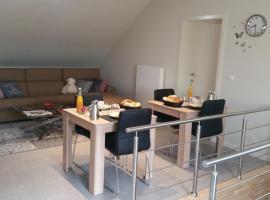 appartement - de kleine parel
