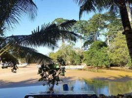Scorpion lodge, Busua (Ahanta West附近)