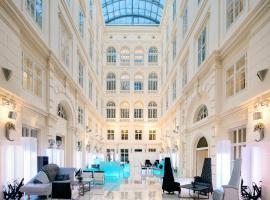 巴瑟罗布尔诺宫殿酒店, 布尔诺