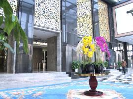 贝斯特韦斯特金长城大酒店