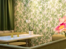 日沃里花园酒店